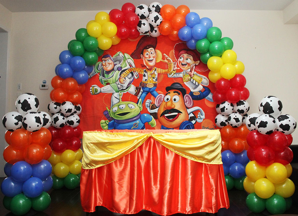 Toy Story Theme Party Cyprus Bar Catering