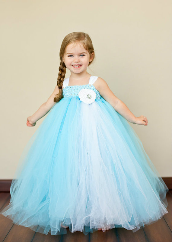 Messages Certainly. tiffany blue wedding flower girl dress thanks